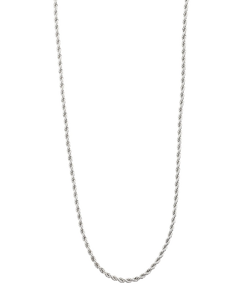 Pilgrim Necklace : Pam : Silver Plated