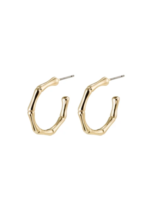 Earrings : Gali : Gold Plated