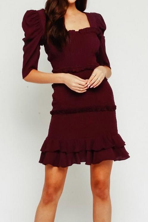 DS0009 Short dress