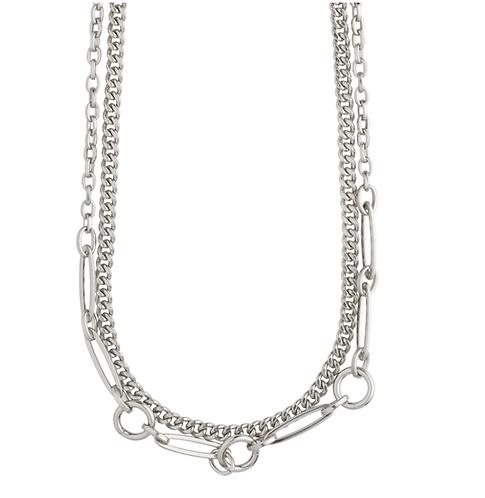 Pilgrim Necklace : Sensitivity : Silver Plated