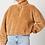 Thumbnail: Half Zip-up Cozy Sweater
