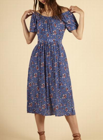 DM0017 Midi dress