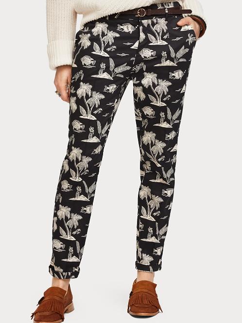 BP0011 Printed Pants