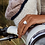 Thumbnail: Pilgrim Ring : Cressida : Silver Plated
