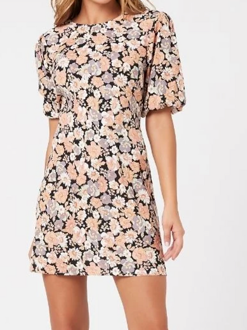 DS0049 Short Dress