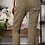 Thumbnail: Washed Twill Mom Jean - Olive
