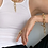 Thumbnail: Pilgrim Bracelet : Ran : Gold Plated