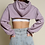 Thumbnail: Cropped Hoodie (2Colors)