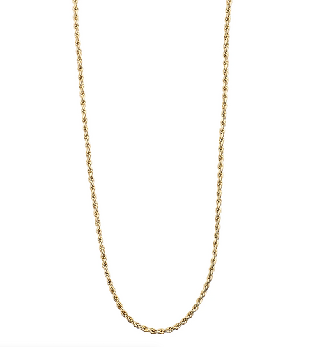 Pilgrim Necklace : Pam : Gold Plated
