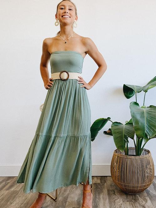 DL0012 Long dress