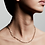 Thumbnail: Pilgrim Necklace : Ronja : Gold Plated