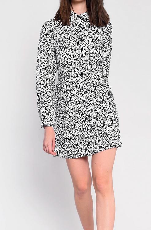 DS0017 Dress short