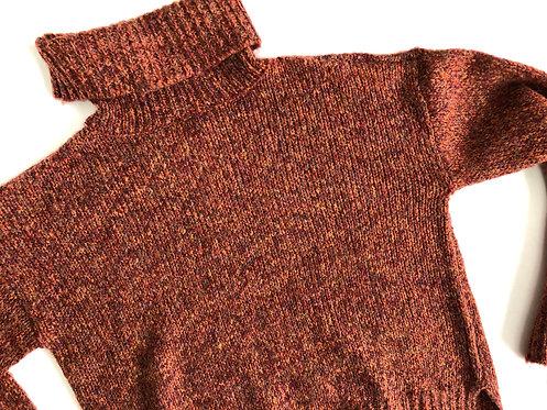 TN0002  Turtleneck sweater
