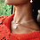 Thumbnail: Pilgrim Necklace : Pam : Silver Plated