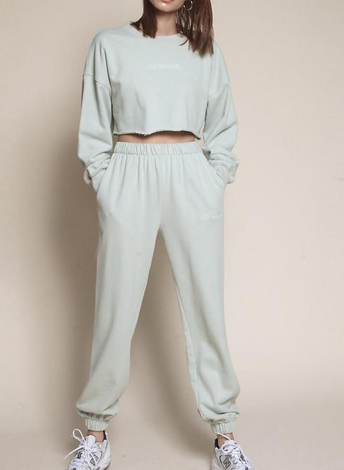 LA Cozy Cropped Sweatshirt