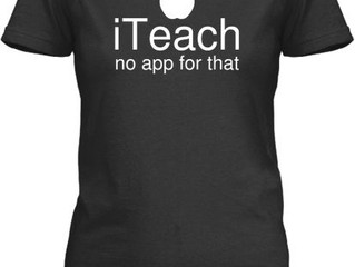 It's the teaching, not the tech v.2