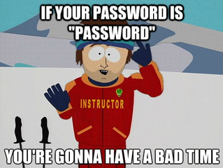 Password Pain: safety vs convenience