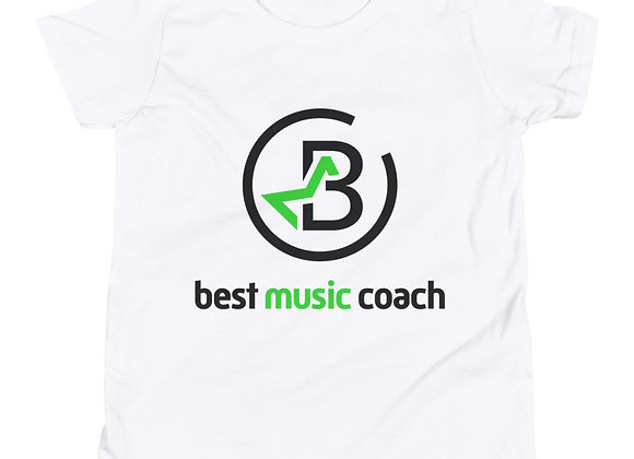 Just Like Coach Youth Short Sleeve T-Shirt
