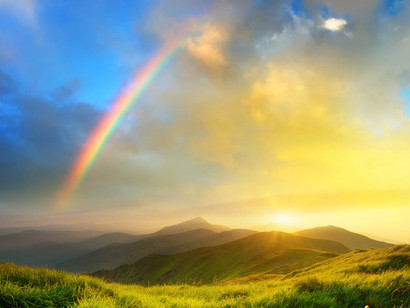 Follow Your Heart To The End Of The Rainbow Energy Healing Class - Sunday November 17, 2019 (In Pers