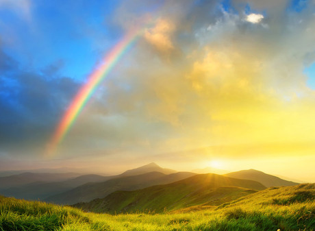 Follow Your Heart To The End Of The Rainbow Part 3 Class Sunday, March 15, 2020 (In Person & Vir