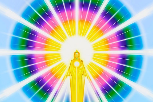 Advanced Teaching On The Seven Rays