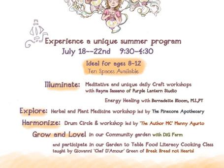Soul Filled Summer Kids Series