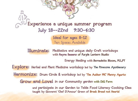 Soul Filled Summer Kids Series