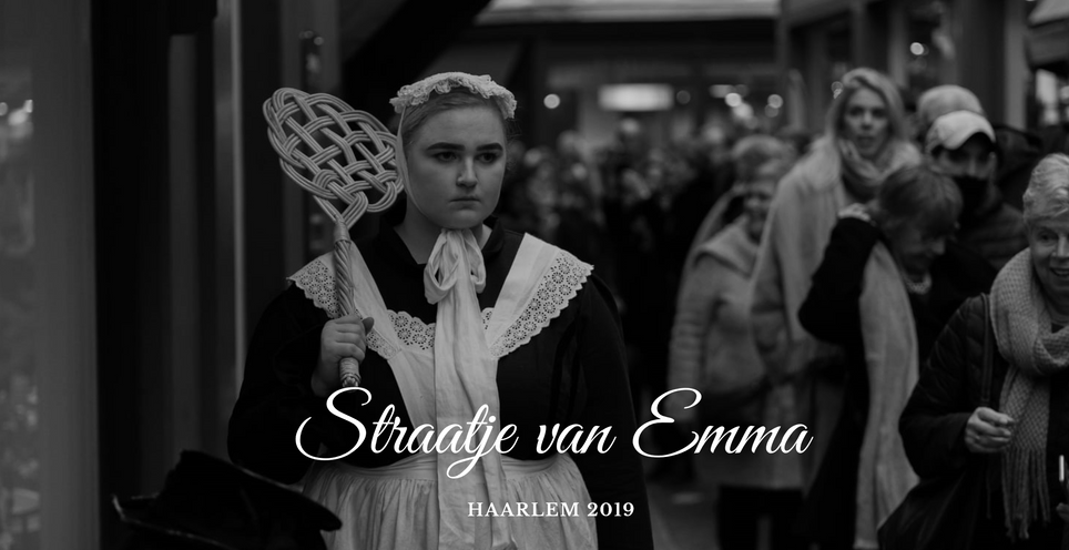 Straatje van Emma Haarlem