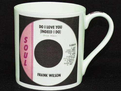 Do I Love You (Soul) Fine China Mug