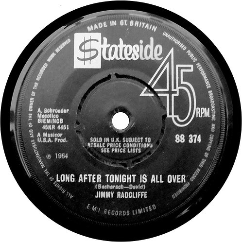 Long After Tonight Is All Over Coaster. CLC908