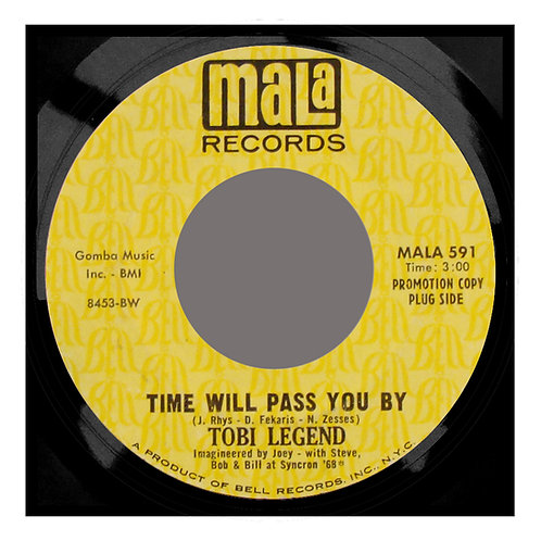 Time Will Pass You By Greeting Card. CL910.