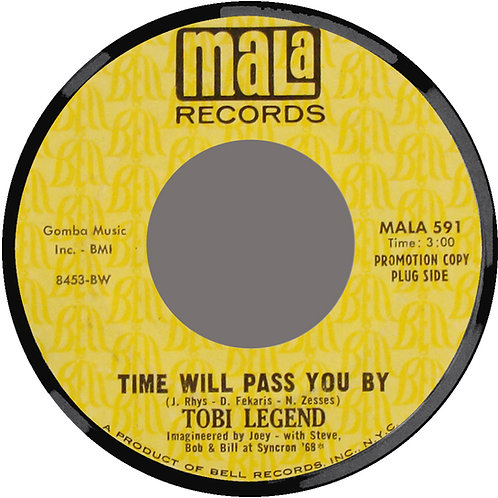 Time Will Pass You By Coaster CLC910