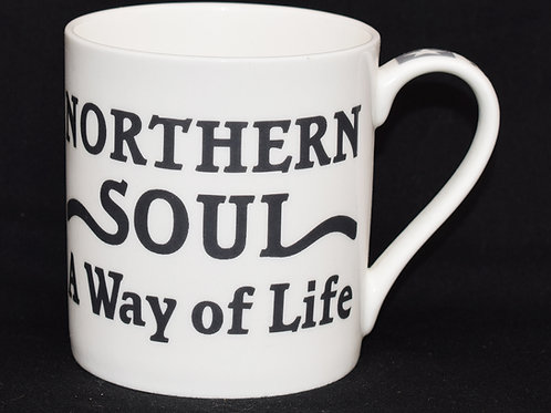 Way of Life Fine China Mug