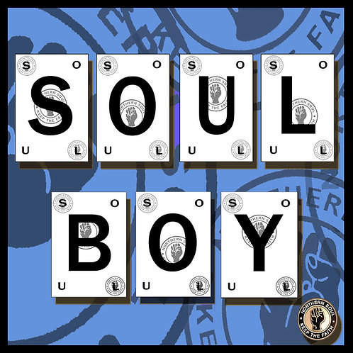 Soul Boy Coaster. CLC423