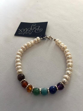 Bracelet thérapeutique chakra 2
