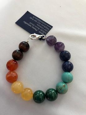 Bracelet thérapeutique chakra 3