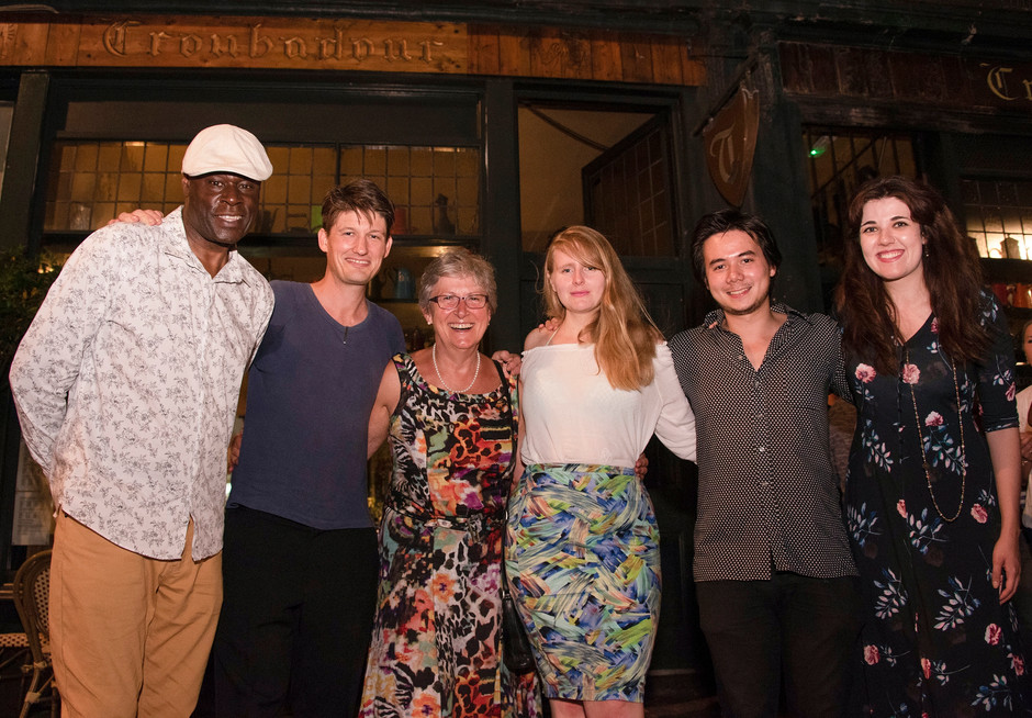 The Big Brexit Party Sunday 8 July 2018, The Troubadour, London