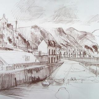 Gardenstown Harbour