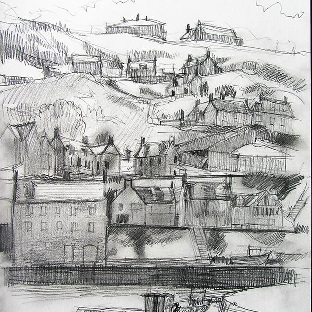 May Morning Sketch