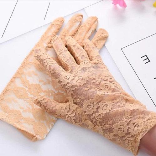Перчатки взрослые (ассорти)