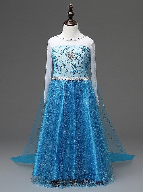 Платье Эльзы  (Модель 7)