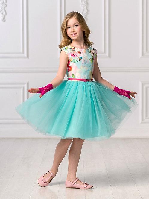 """Платье """"Принцесса бабочек""""  (под заказ)"""