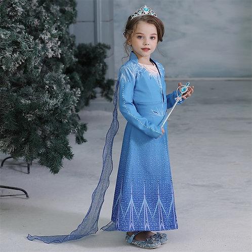 Платье Эльзы (Холодное сердце 2)