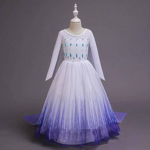 Платье Эльзы  (Модель 11)