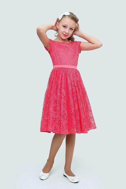 Нарядное платье р. 152