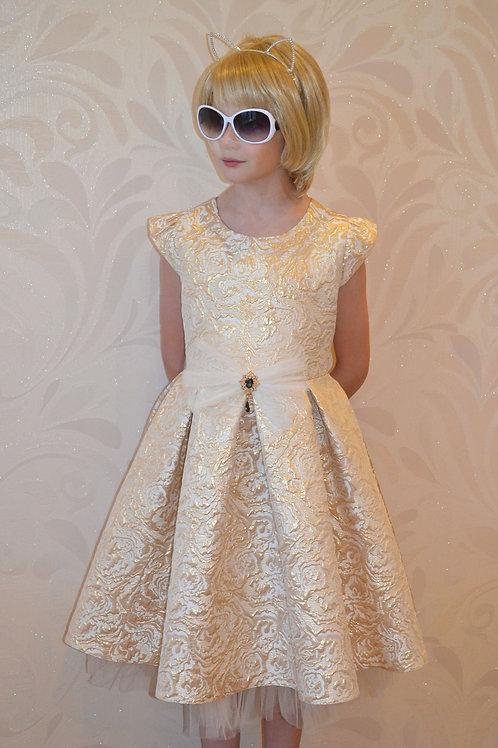 """Нарядное платье """"Злата"""""""