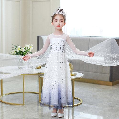 Платье Эльзы  (Модель 10)