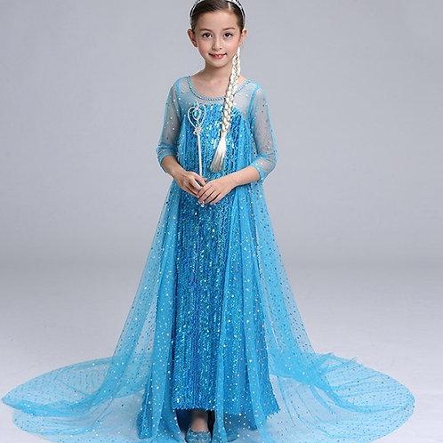 Платье Эльзы  (Модель 8)