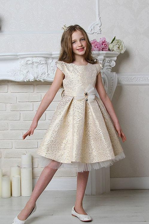"""Нарядное платье """"Злата"""" (астра)"""