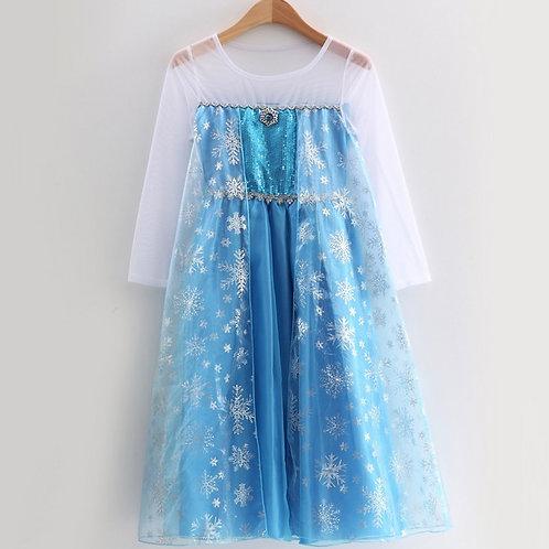 Платье Эльзы (Модель 1)
